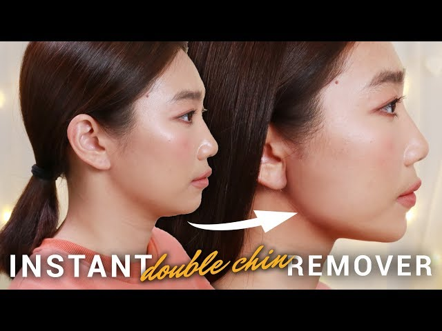 Instant V-LINE + Bye DOUBLE CHIN Without Surgery | Raiza Contawi