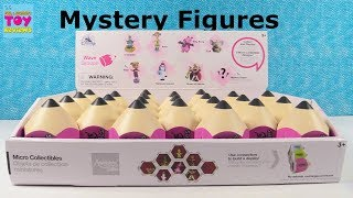 Disney Littles PInk Series 7 Animators Collection Blind Bag Toy Review | PSToyReviews