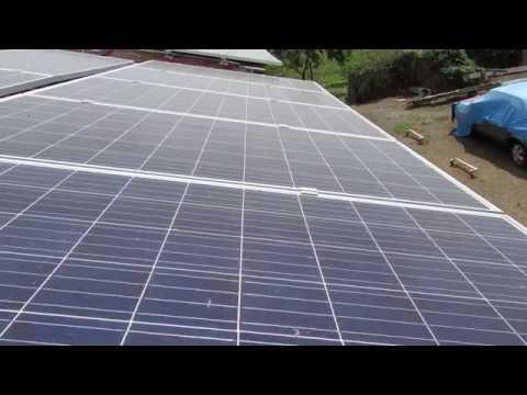 Солнечная электростанция 16