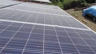 Солнечная электростанция 16 кВт. Год эксплуатации. Отчет