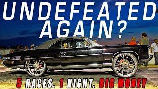 DONKMASTER VS MISSISSIPPI PART 2 : 5 RACES IN 1 NIGHT! Z06 Donk, Black Blur, Donk Racing