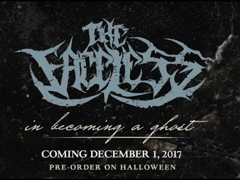 """The Faceless announced new album """"In Becoming A Ghost"""" + tracklist/art new song Oct 31st!"""