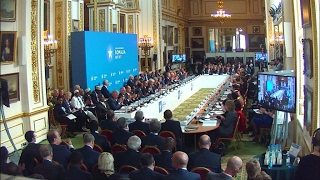 Somalia signs international security pact with donor countries in London