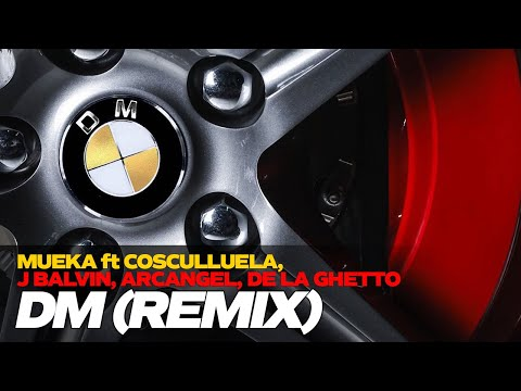 Thumbnail: DM REMIX - Mueka ft. Cosculluela, J Balvin, Arcangel, De La Ghetto [Video Lyric]