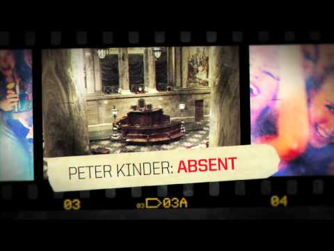 Where has Peter Kinder Been?