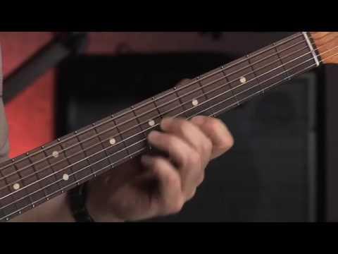 Dan Gilbert (Guitar) - Blues Rhythm Triads