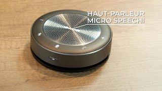 Haut-parleur - Micro Speechi SPE-BM21 : un son optimal pour la visioconférence