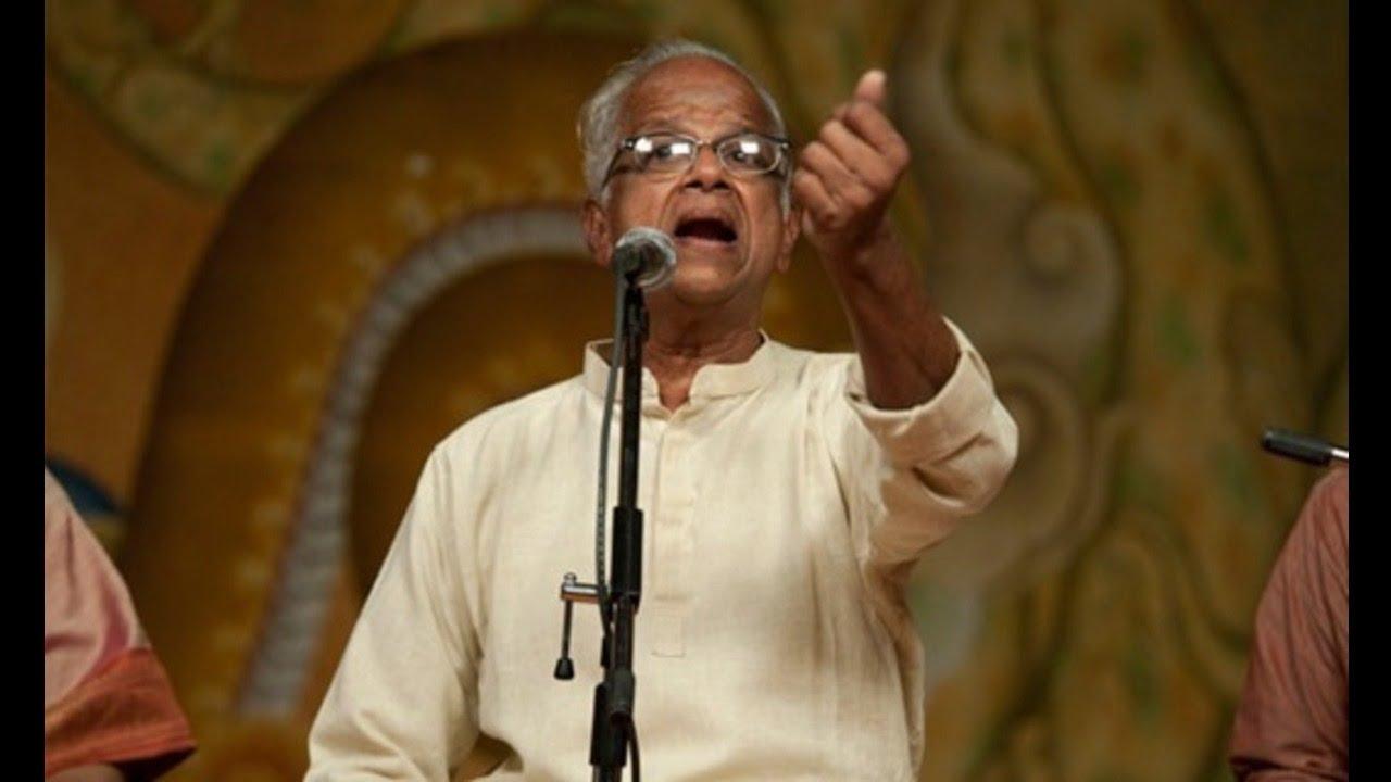 TV Shankaranarayanan- O_jagadamba_nanu_amba-Anandabhairavi