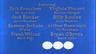 Walt Disney's The Million Dollar Duck - Opening Titles 1971
