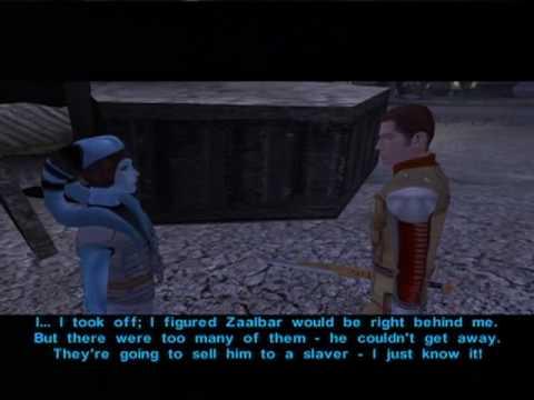 Star Wars Knights of the Old Republic Walkthrough - Part 11 |