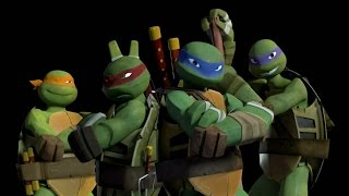 Черепашки ниндзя Битва Рафаэля / Teenage Mutant Ninja Turtles Raphael Battle