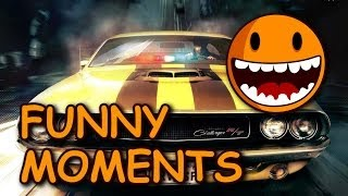 Funny Moments - GRID 2 LIVE