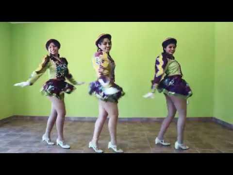 Mix de Sayas - Coreografia
