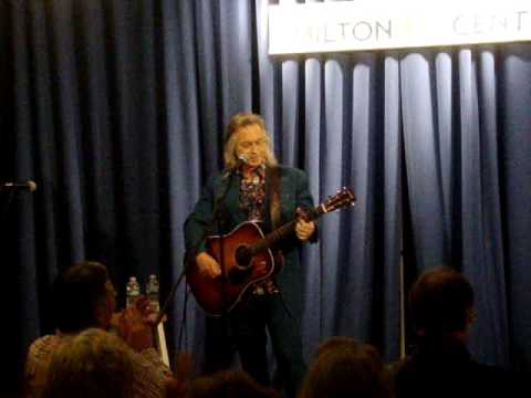 Jim Lauderdale Milton 11/5/2016 Let's Have A Good Time Together You've Got A Way Of Your Own