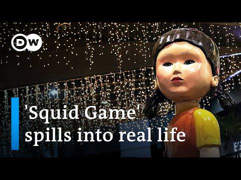 Netflix's 'Squid Game' inspires copycat violence in kids | DW News