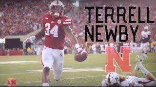 Terrell Newby Nebraska RB Highlight Mix