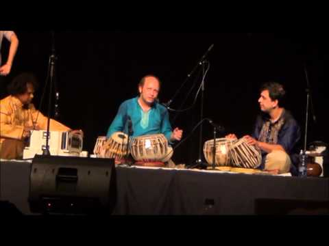 Tabla Concert:  Pt Abhijit Banerjee and Farid Banerjee Part 2