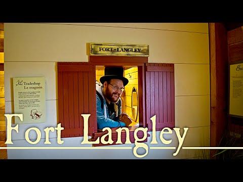 Fort Langley National Historic Site | Cat Canoe