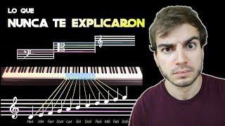 Cómo leer partituras: El Endecagrama Primigenio | Jaime Altozano