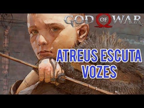 God of War 4 - Historia de Atreus Revelada