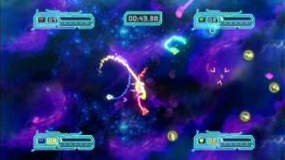 Evasive Space multiplayer gameplay video