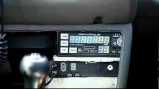 Счетчик такси в Минске, Беларусь(Прокатились на такси из аэропорта Минска. Посмотрите, как забавно меняются циферки. Возле работы счетчик..., 2011-05-11T13:31:29.000Z)
