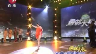 【2012舞林大会总决赛】黄曼争夺冠军PK之舞