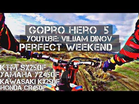 GoPro HERO5 🎬: My perfect weekend!