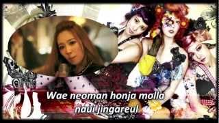 Girls Generation(TTS) - TWINKLE karaoke instrumental.mp4