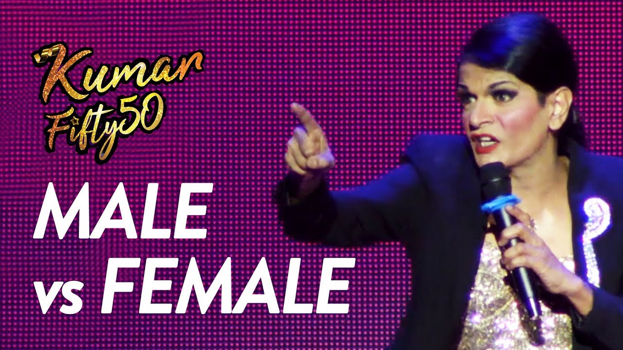 Download Kumar Stand up Comedy Show in Malaysia - Understanding Men & Women - Fifty50 Tour 2019