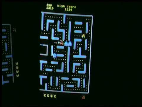 JR. PAC-MAN (HQ) ARCADE ORIGINAL GAME BOARD