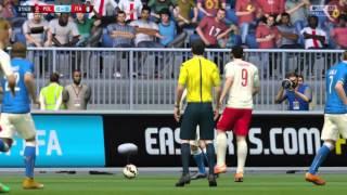 Qualificazione campionato europeo 2020 giornata 2 Polonia Italia Primo tempo 0~0
