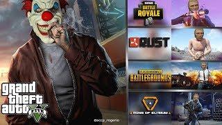 GTA V : VIDA REAL vida de Policia Bzerra Fino#2