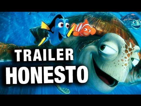 Trailer do filme Procurando Nemo