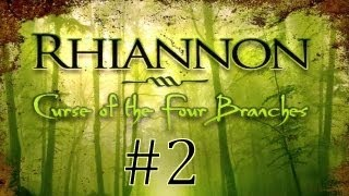 Rhiannon: Curse of the Four Branches (English) Walkthrough part 2