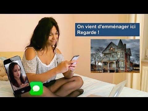 LA NOUVELLE MAISON HANTÉE ...  (Parodie SMS) w/ Dooms