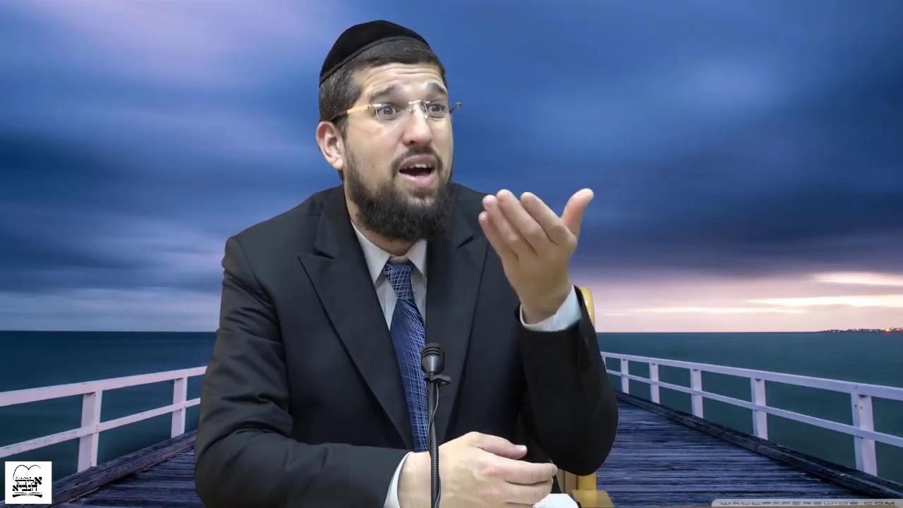 קצרים הרב אליהו עמר מה לכוון בתפילה ברפאנו ה'