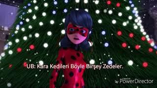 MucizeUğur Böceği ile Kara Kedi {Uğur Böceği Noel Şarkısı}{Gizlice Sevdiğim Oğlansın}