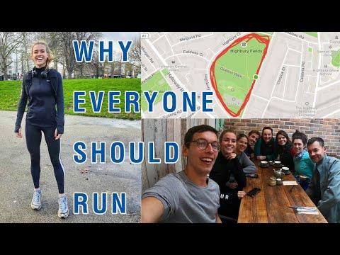 WHY EVERYONE SHOULD RUN | PARKRUN