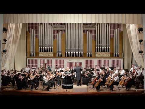 Михаил Глинка. Концерт симфонической музыки в Донецкой филармонии
