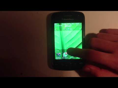 Review Blackberry curve 9380