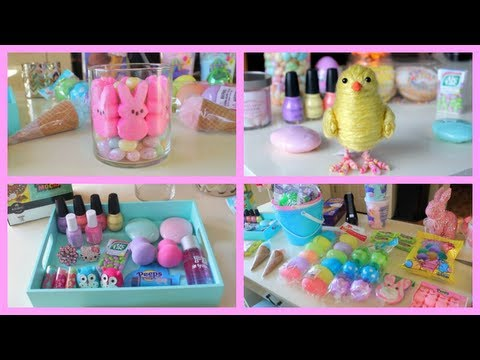 Easter Decorations & Easter Gift Ideas - YouTube