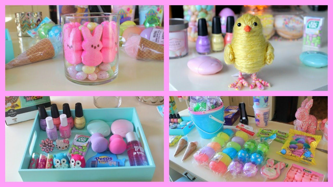 Easter decorations easter gift ideas youtube for Easter decorations ideas for the home