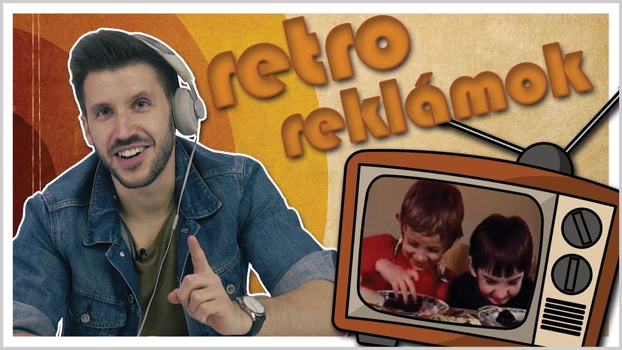 YOUTUBEREK VS. RETRO REKLÁMOK