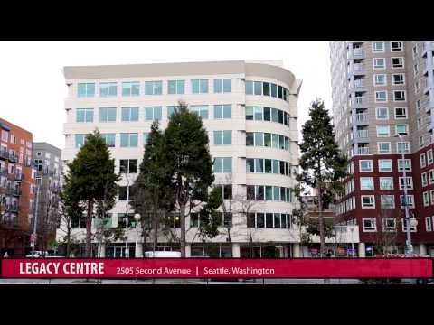 Legacy Centre: 2505 2nd AVE, Seattle - Suite 102. Downtown Office Space