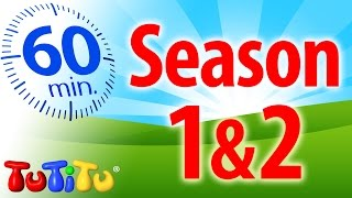Repeat youtube video TuTiTu Specials | 1 Hour Special | Full Seasons 1&2 | Airplane, Train, Tricycle and Lots More!