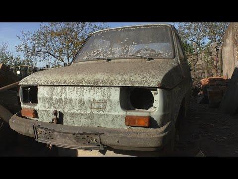 Polski 126p Car Wreck
