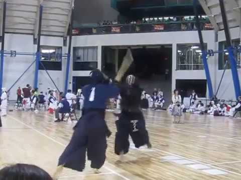 Kendo: 2014 Nikkei Games Kachi CMKD vs BTK