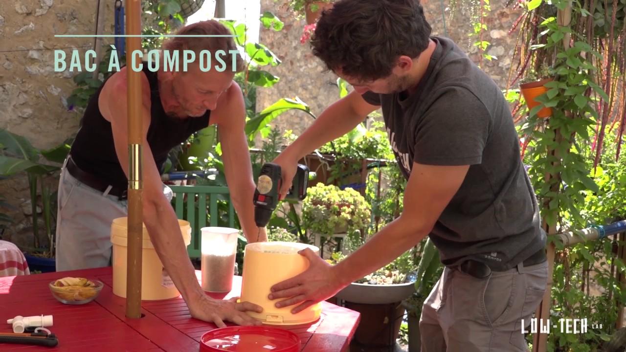 How To Build Homemade Compost Bokashi Diy Le Bokashi De Cuisine