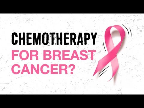 Q&A: How Well Does Chemo Work for Breast Cancer? Chris Wark (Chris Beat Cancer)